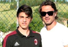 Christian e Paolo Maldini