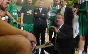 Pino Sacripanti, alla sua seconda stagione ad Avellino