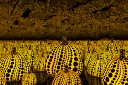 Yayoi Kusama All the Eternal Love I Have for the Pumpkins 2016 Legno, specchio, plastica, acrilico, LED, 292,4x415x415 cm Edizione di 3 prove più 1 dell'artista Courtesy: Kusama Enterprise, Ota Fine Arts, Tokyo / Singapore and Victoria Miro, London © Yayoi Kusama. Photography by Thierry Bal