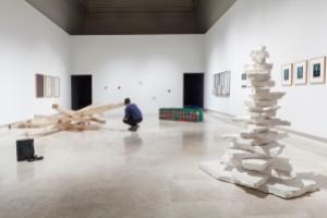 Domenico Quaranta, Cyphoria, exhibition view Credits OKNOstudio (Ela Bialkowska, Ilan Zarantonello) Courtesy La Quadriennale di Roma