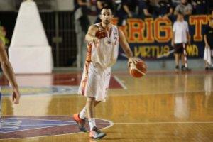 Anthony Raffa, mattatore della serata con 30 punti (fonte immagine: ufficio stampa Virtus Roma)
