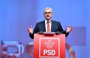 Il leader del PSD Liviu Dragnea. Fonte: Wikipedia.org