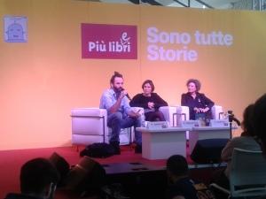 Vanni Santoni, Anna Foglietta, Flavia Gentili Photo: ©Alessandra Giannitelli