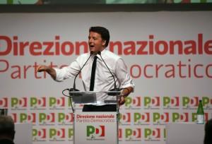 Matteo Renzi (fonte immagine: unita.tv)