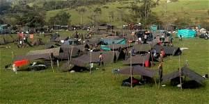 Smobilitazione FARC