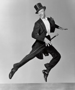 Fred Astaire, attribuito a John Miehle per Cappello a cilindro [Top Hat], 1935. RKO © John Kobal Foundation