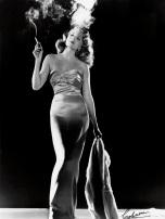Rita Hayworth fotografata da Robert Coburn per Gilda, 1946. Columbia Pictures © John Kobal Foundation