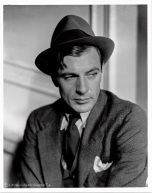 Gary Cooper fotografato da Bud Fraker per È arrivata la felicità [Mr. Deeds Goes to Town], 1936. Frank Capra Productions/Columbia Pictures © John Kobal Foundation